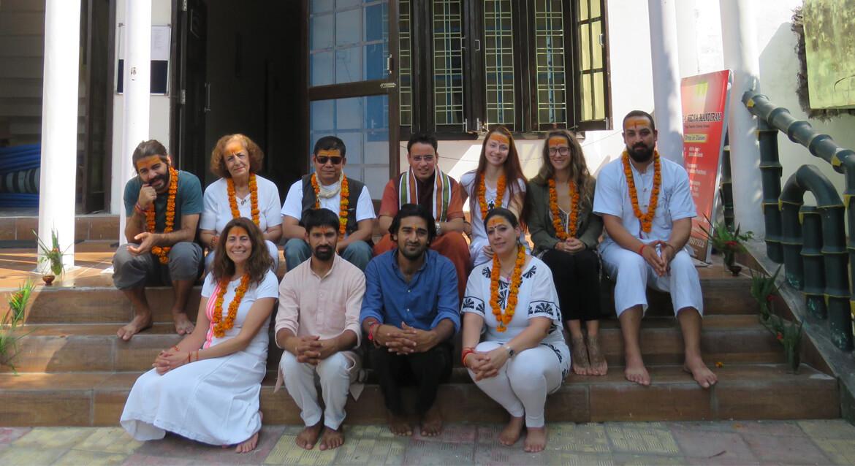 Yoga Vidya Mandiram is a registered Yoga School