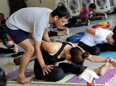 300 hour Yoga TTC in Yoga Vidya Mandiram