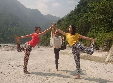 50 Hour Yoga Teacher Training in Rishikesh