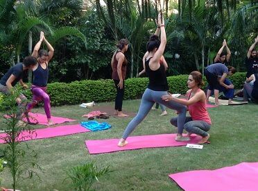 500 hour Yoga TTC in Yoga Vidya Mandiram