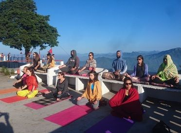 7 Days Yoga & Meditation Retreat in Rishikesh