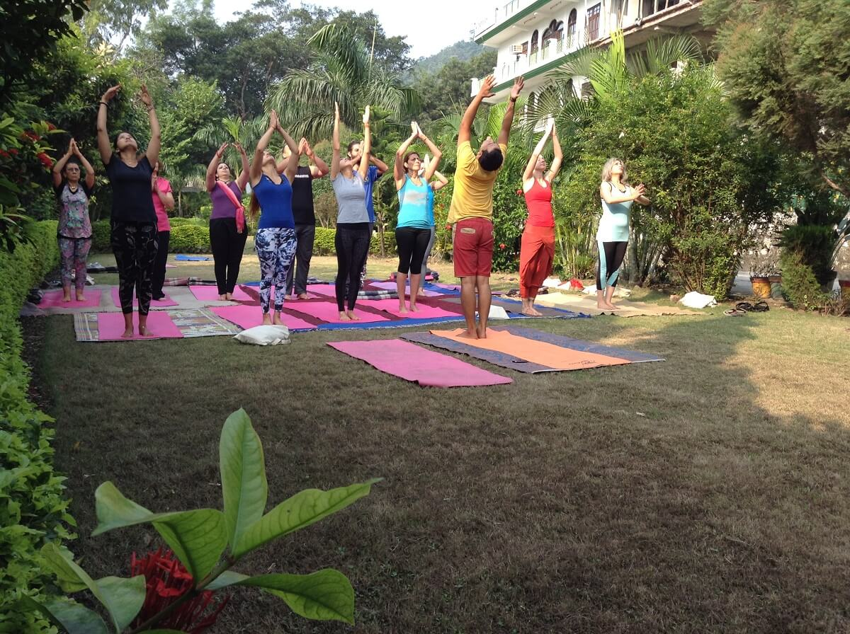 Hatha Yoga Posture (Visible Ladders to Samadhi)