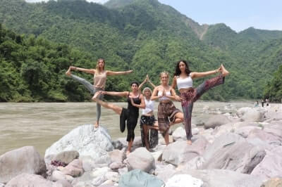 3 Days Meditation & Yoga Retreat In Rishikesh