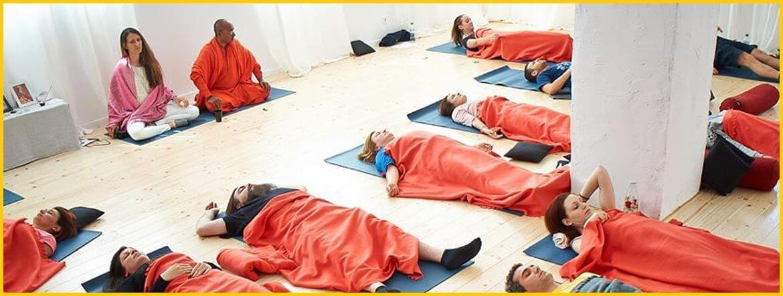7 Days Yoga Nindra Course