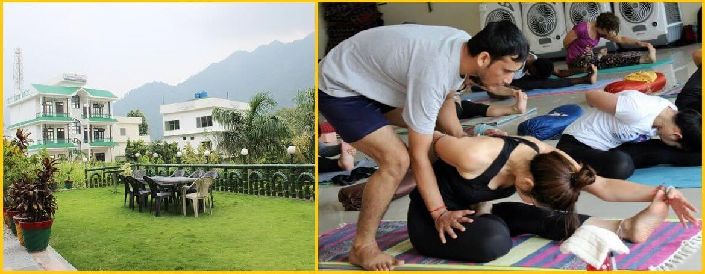 7 Days Yoga Teacher Training in Rishikesh