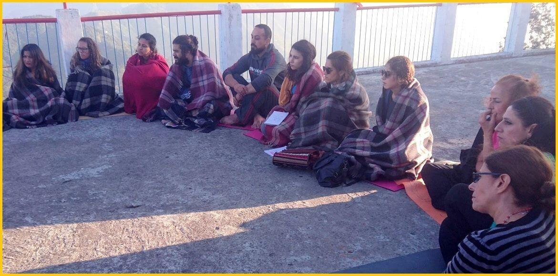 3 Days Himalayan Meditation Yoga Retreat