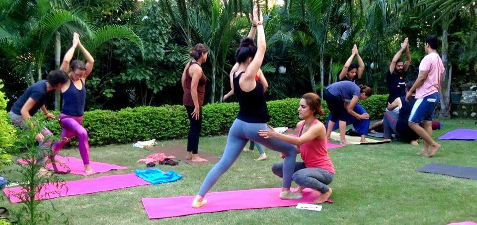 500 hour Yoga Teacher Training in Yoga Vidhya Mandiram