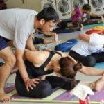 Yoga TTC Class in Chiang Mai