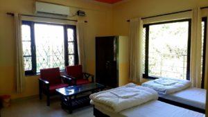 Yoga Vidya Mandiram Accommodation 4