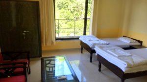 Yoga Vidya Mandiram Accommodation