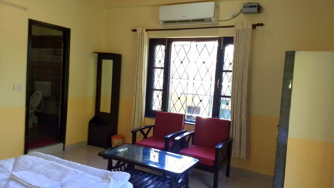 Yoga Vidya Mandiram Accommodation 2