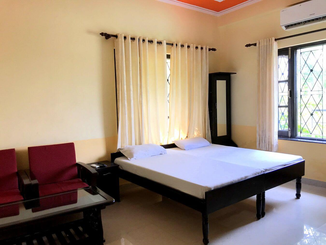 Yoga Vidya Mandiram Accommodation 3