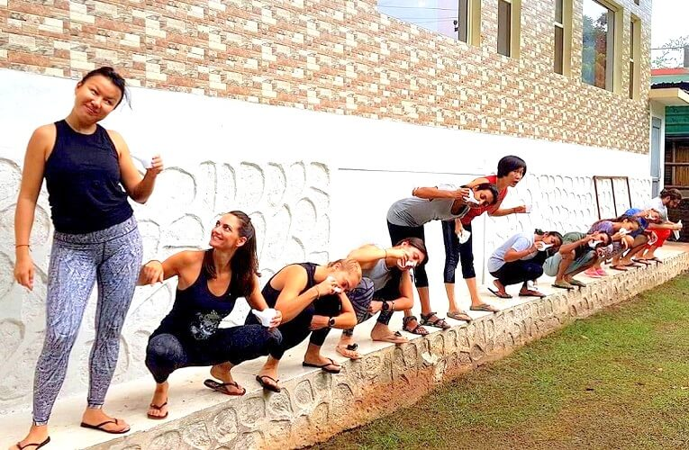 Yoga Teacher Training in Rishikesh Gallery