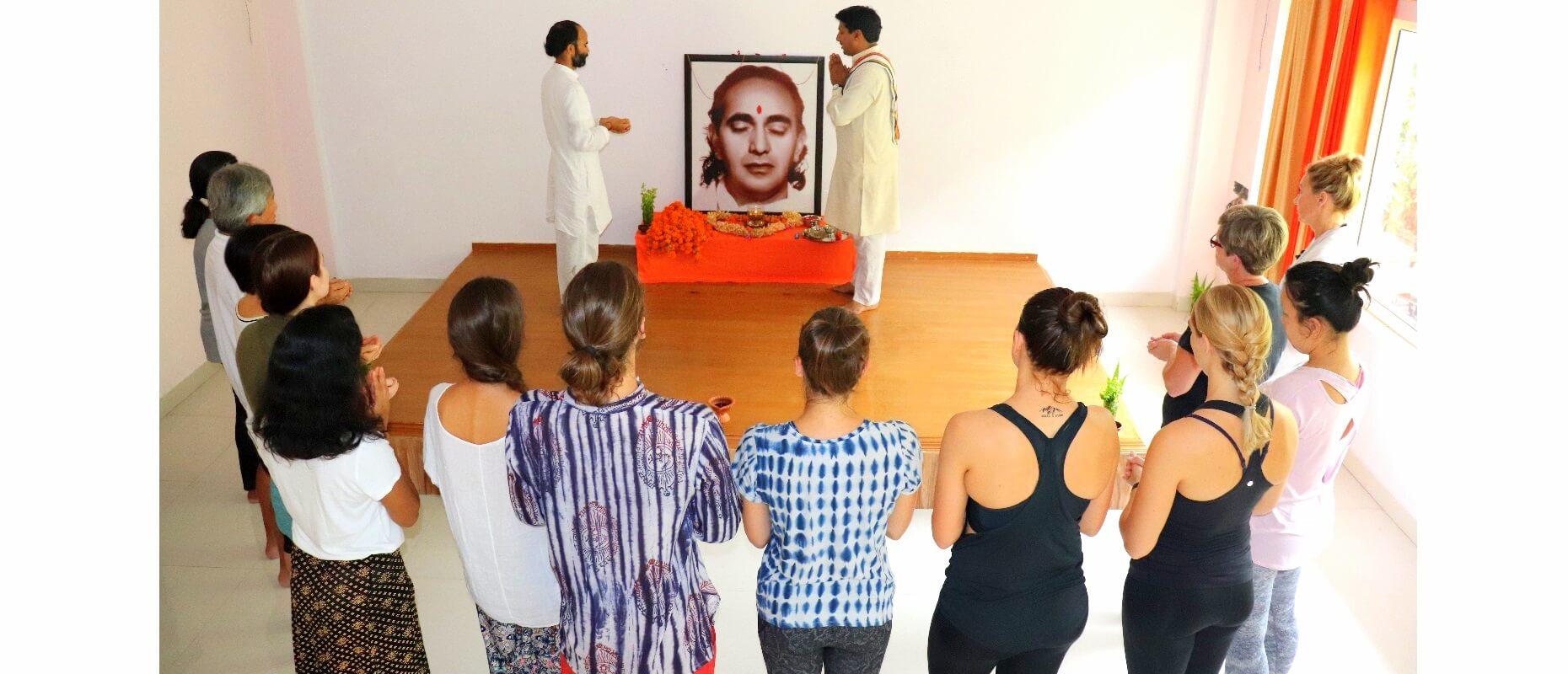 Yoga TTC Rishikesh Slide A