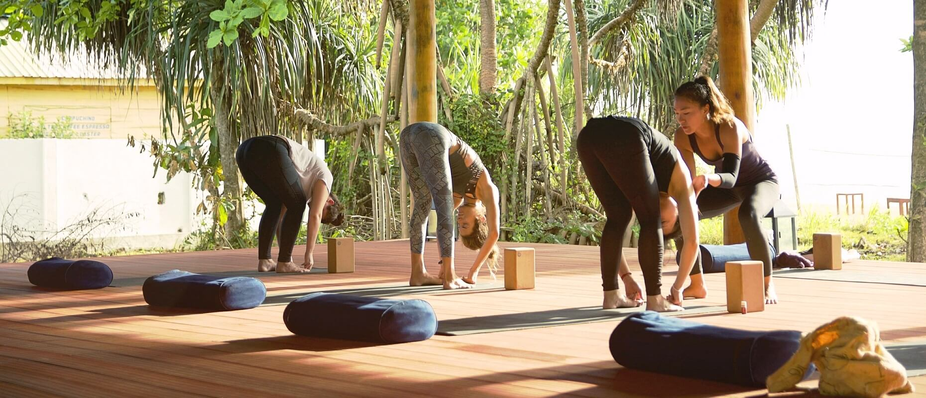 Yoga Teacher Training in Chiang Mai, Thailand