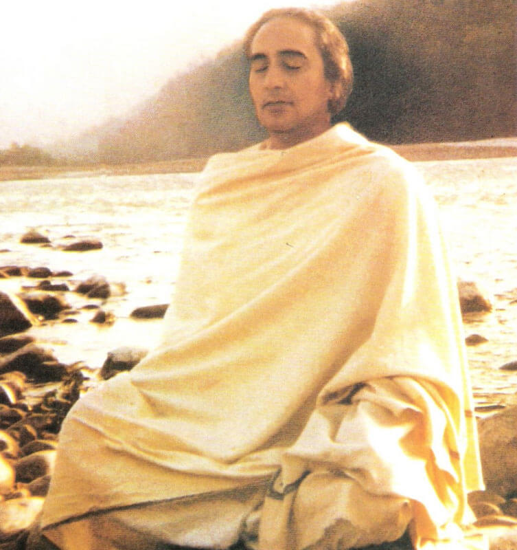 swami rama - Lineage