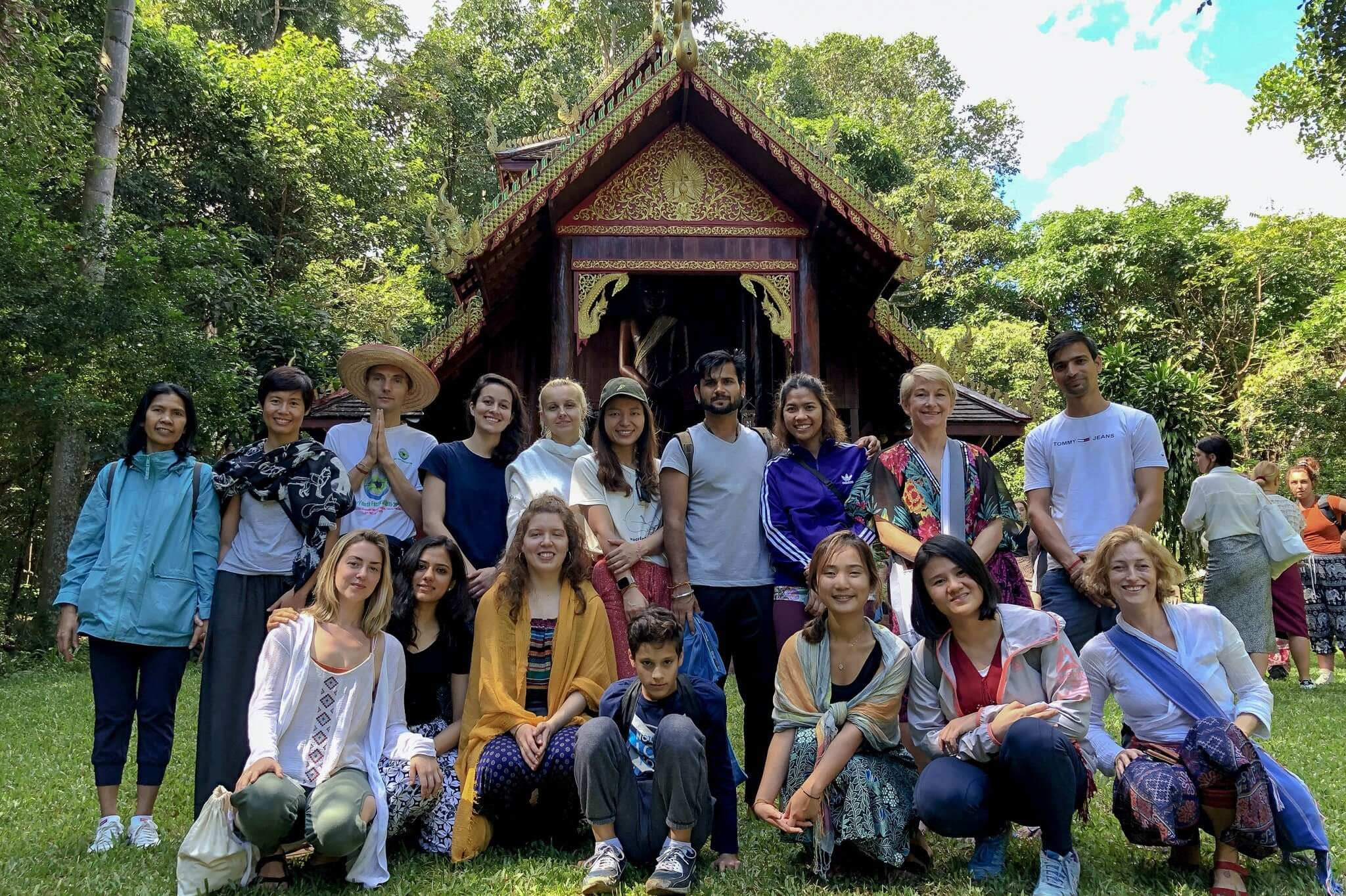 Excursions & Cultural Activities, Chiangmai