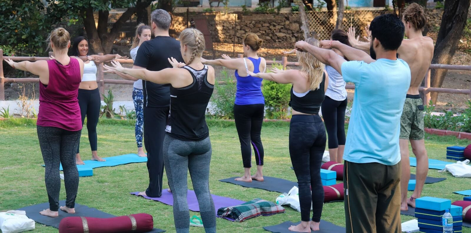 online meditation and yoga classes